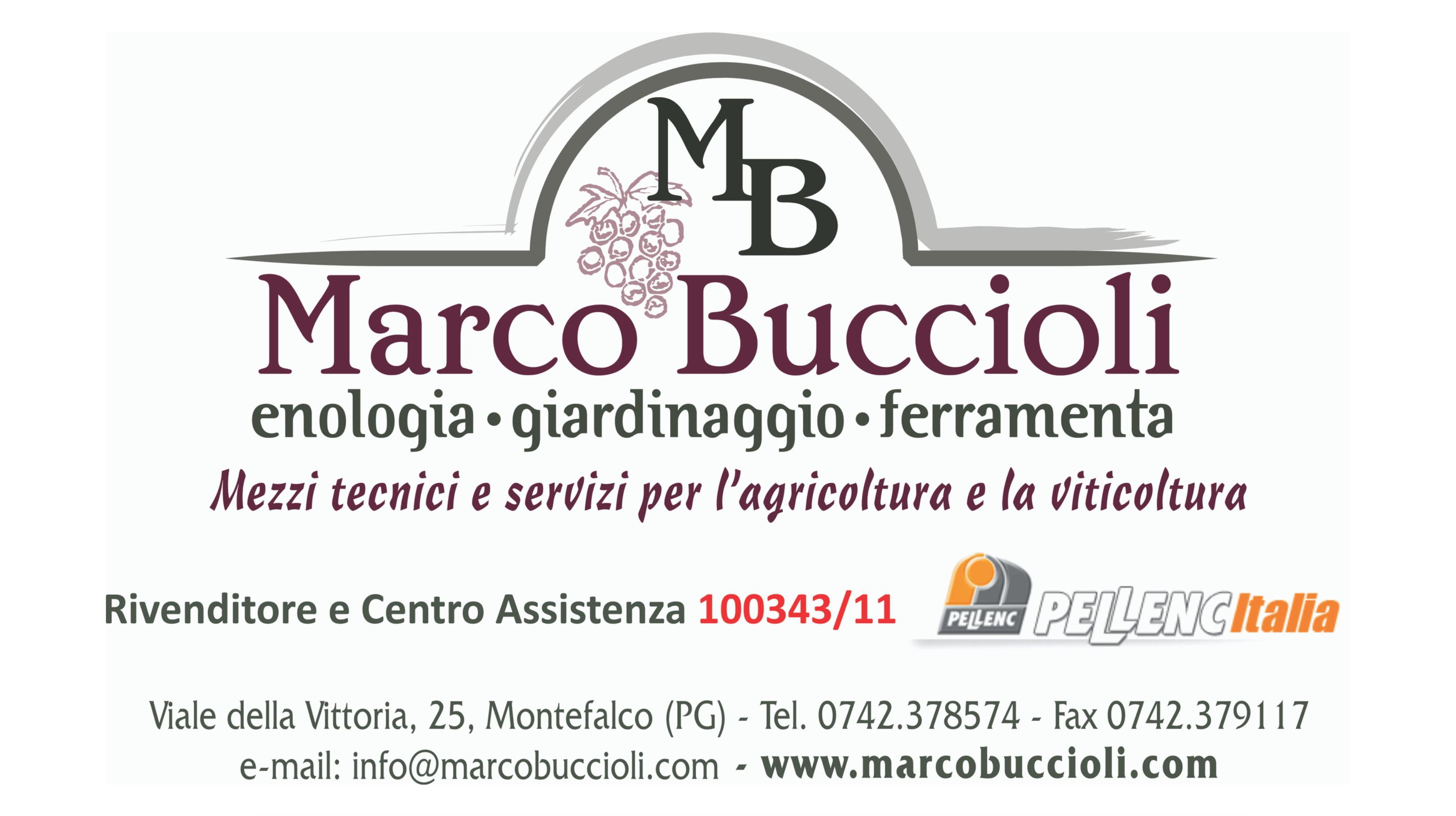 Logo Marco Buccioli